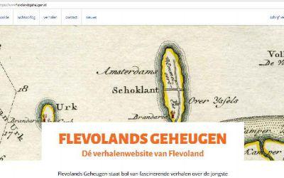 Flevolands Geheugen