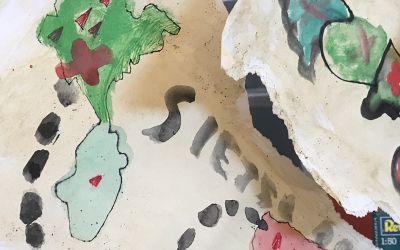 Landkaart Maken